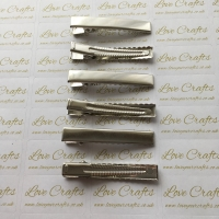 10 - 55mm NEW Alligator Hair Clips