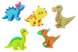 Dress It Up Buttons: Dino Mite