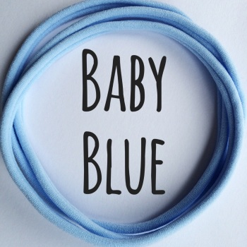 Pack of 5 Dainties - Baby Blue