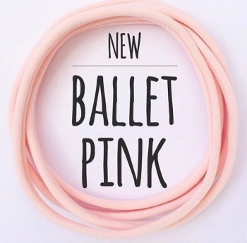 Pack of 5 Dainties - Ballet Pink