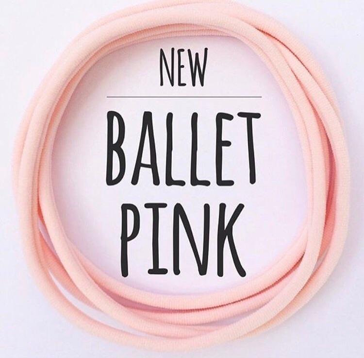 Pack of 5 Dainties - Ballet Pink