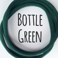 Pack of 5 Dainties - Bottle Green