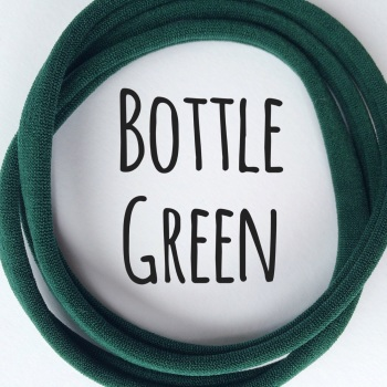 Pack of 5 Dainties - Bottle Green