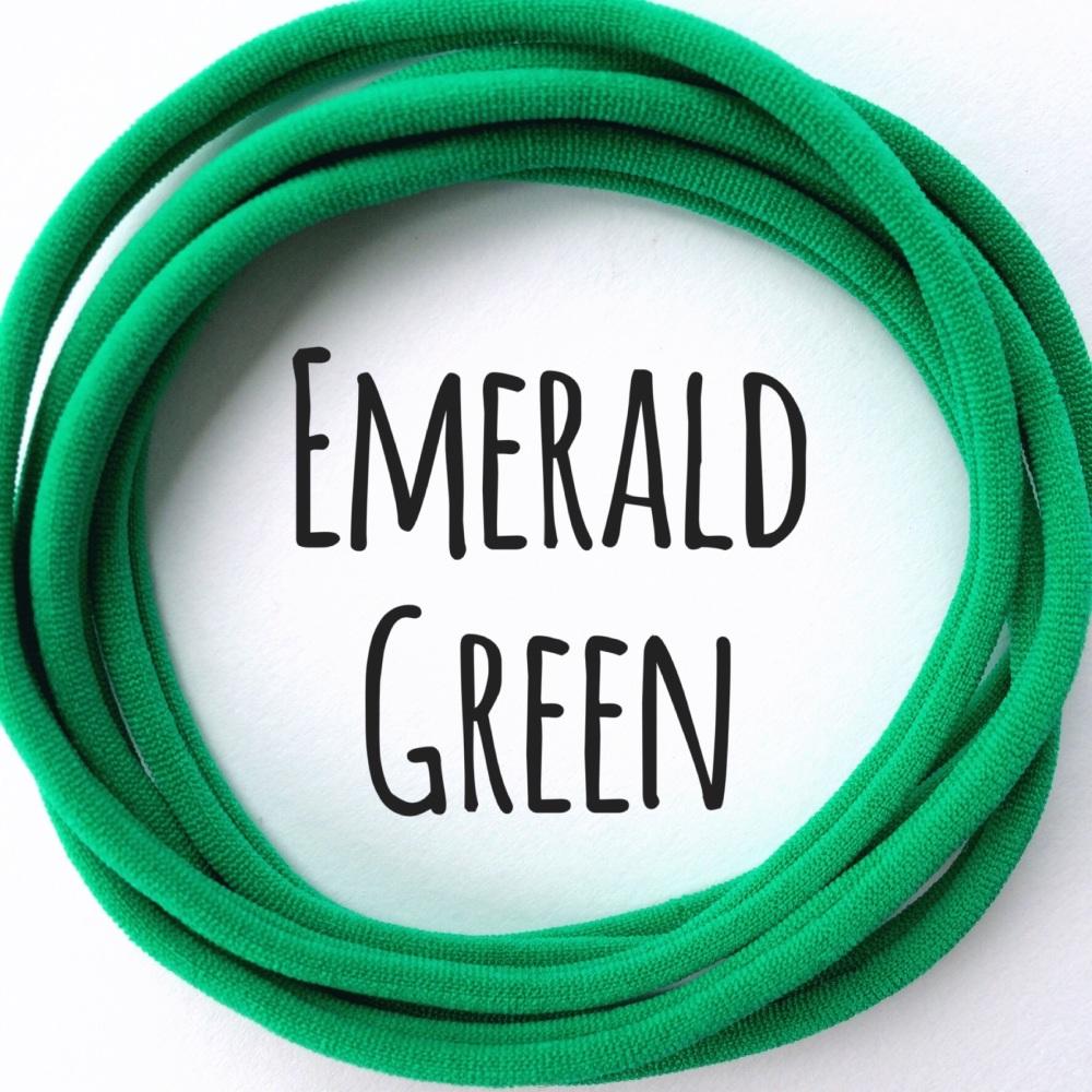 Pack of 5 Dainties - Emerald Green