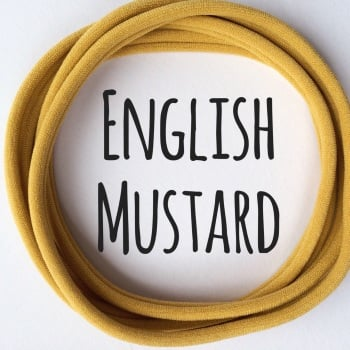 Pack of 5 Dainties - English Mustard