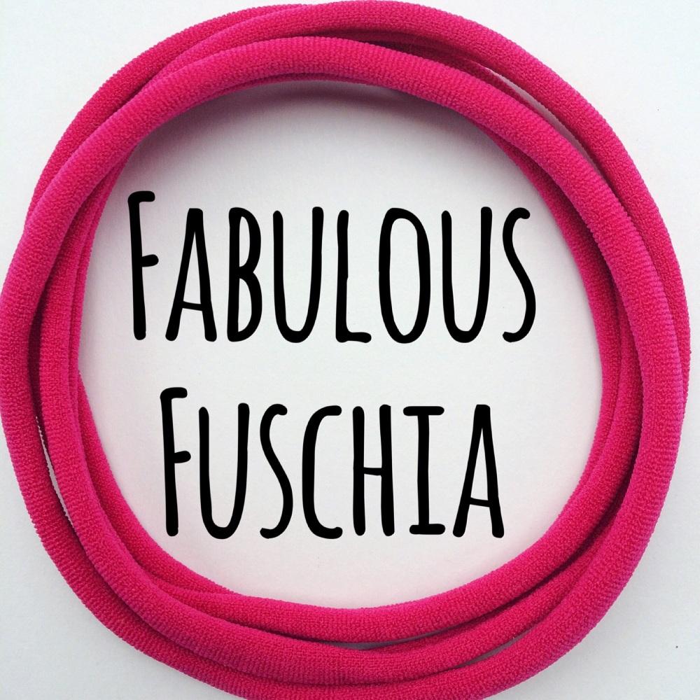Pack of 5 Dainties - Fabulous Fuschia