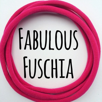 Pack of 5 Dainties - Fabulous Fuschia