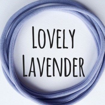 Pack of 5 Dainties - Lovely Lavender