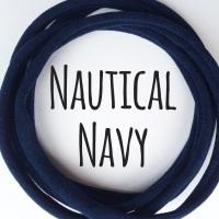 Pack of 5 Dainties - Nautical Navy