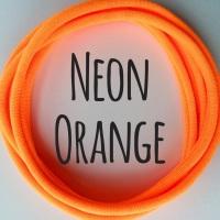 Pack of 5 Dainties - Neon Orange