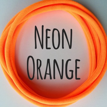 Pack of 5 Dainties - Neon Orange