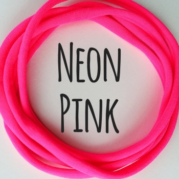 Pack of 5 Dainties - Neon Pink