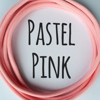 Pack of 5 Dainties - Pastel Pink