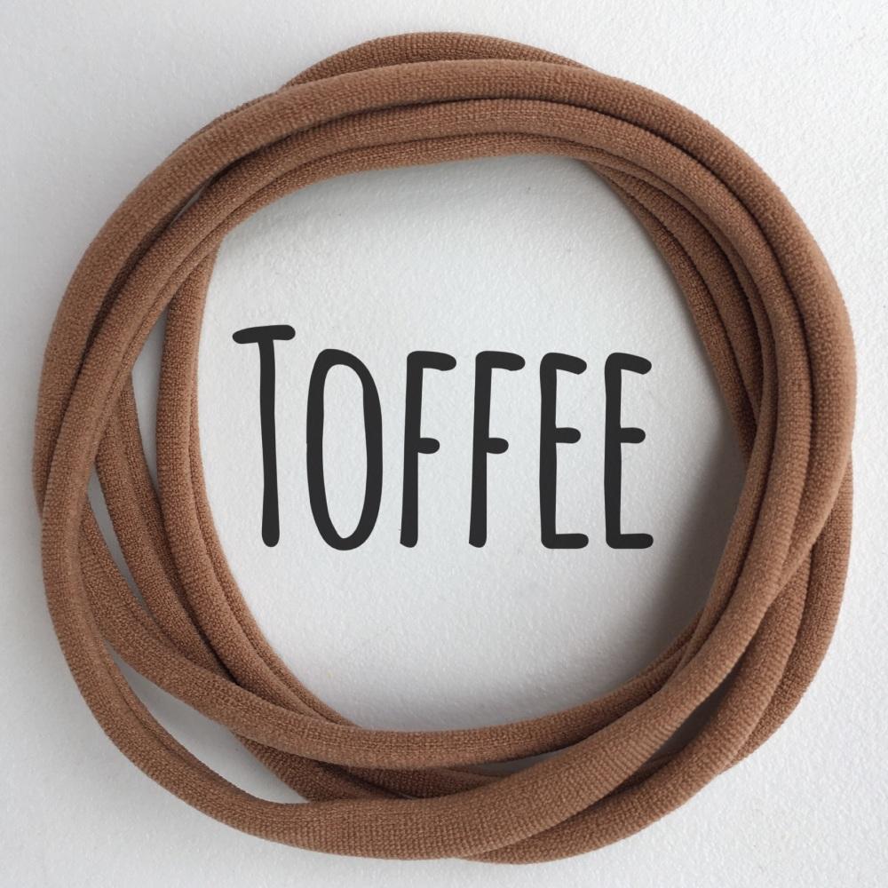 Pack of 5 Dainties - Toffee