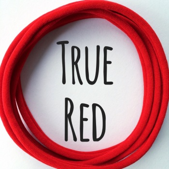 Pack of 5 Dainties - True Red