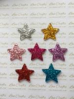 Glitter Star Resin
