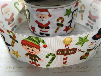 It's Christmas!! Grosgrain Ribbon
