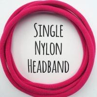 Single Dainties - Nylon Headbands
