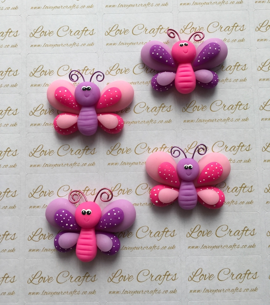 Butterfly Clay