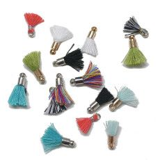 Tiny Tassels Assortment