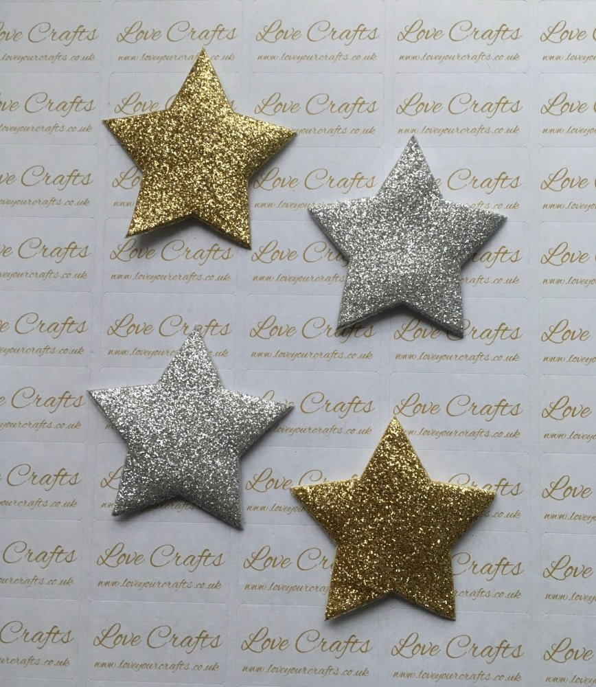 3x Star Embellishment