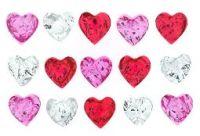 Dress It Up Buttons: Heart Magic
