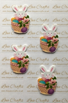 Easter Basket Laser Resin