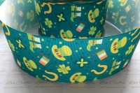 St Patricks Grosgrain Ribbon