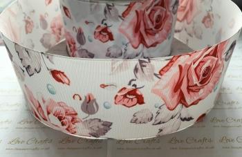 JoJo Floral Grosgrain Ribbon