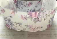 Cayla Floral Grosgrain Ribbon