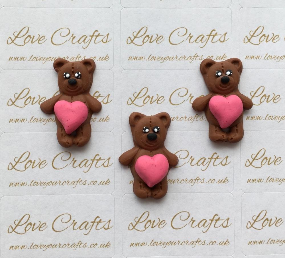 Brown Bear Clay