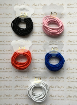 10 Pack Thin Hair Bobbles