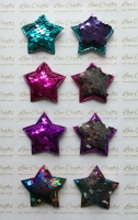 Colour Change Sequin Star