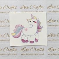 LC Ribbon Transfer - Unicorn 2
