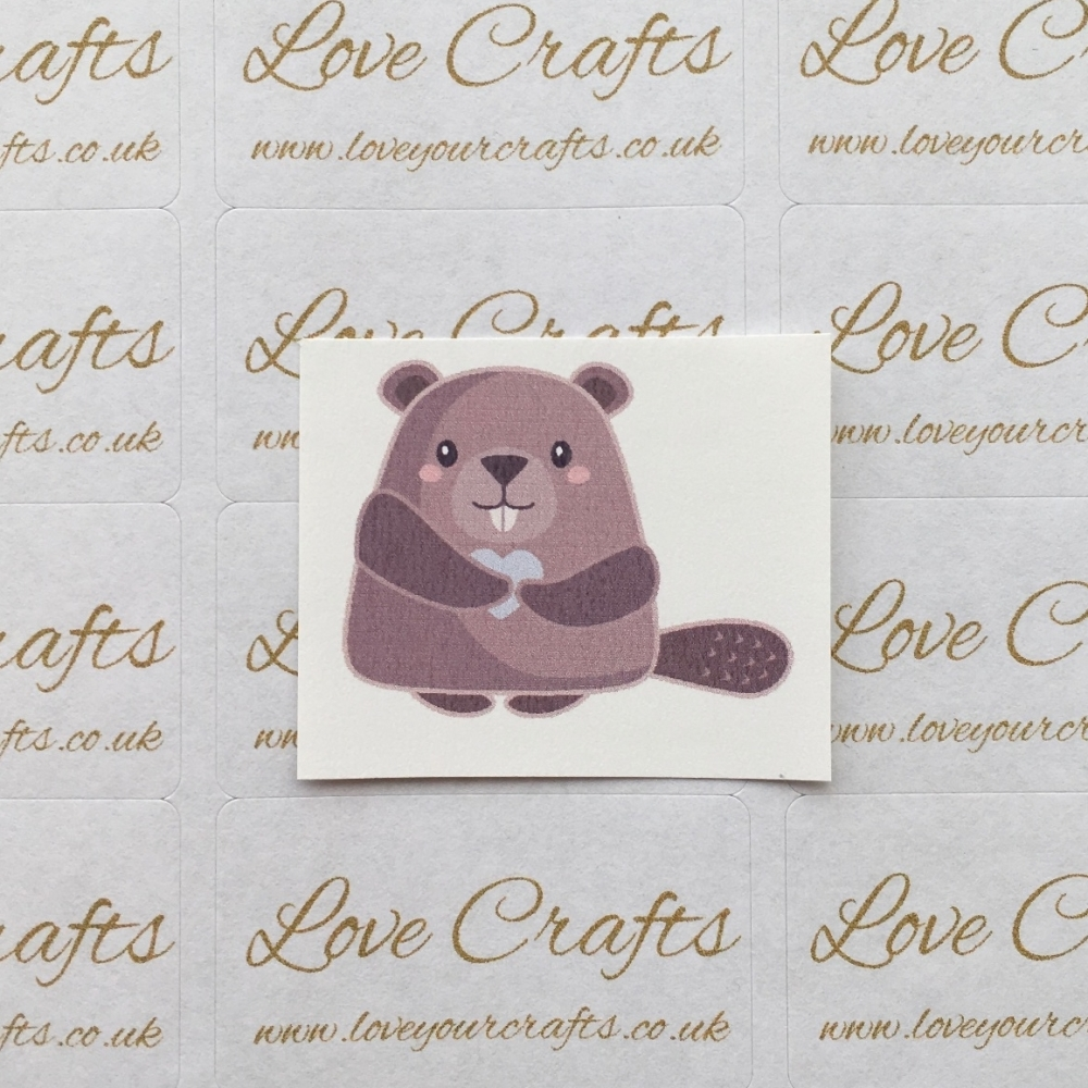 LC Ribbon Transfer - Beaver