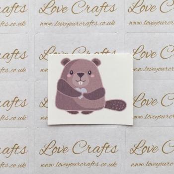 LC Ribbon Transfer - Beaver