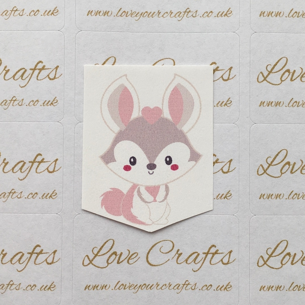 LC Ribbon Transfer - Bunny