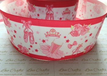 Ballet Grosgrain Ribbon