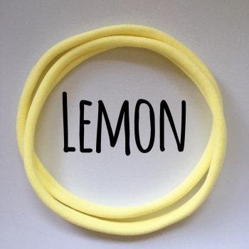 Pack of 5 Dainties - Lemon