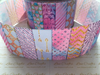 Carousel Grosgrain Ribbon