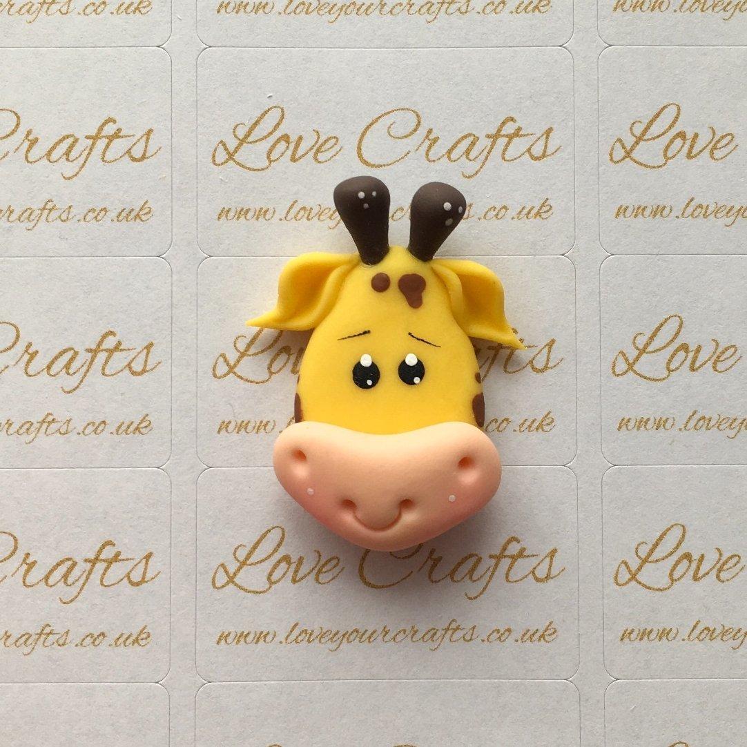 Giraffe Clay