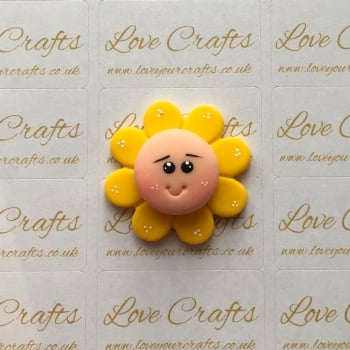 Yellow Flower Clay