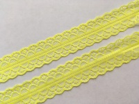 28mm Yellow Lace