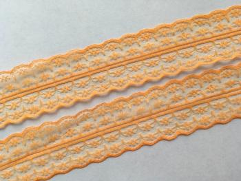 NEW 40mm Orange Lace