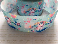 Unicorn Love Grosgrain Ribbon