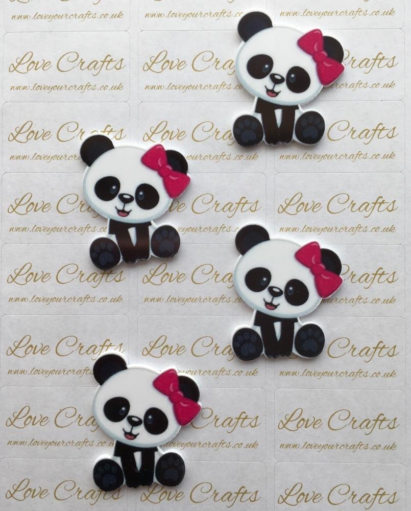 Panda Laser Resin
