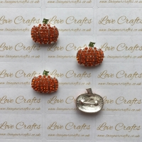 Bling Pumpkin Slider