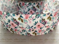 Francesca Floral Grosgrain Ribbon