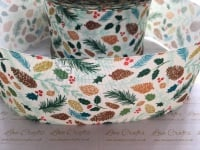 Pine Fresh Grosgrain Ribbon
