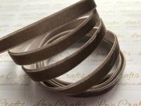 9mm Velvet Ribbon - #839 Chocolate Chip